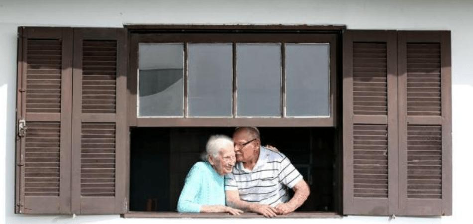 Casal centenário conta os segredos de 81 anos de união 1