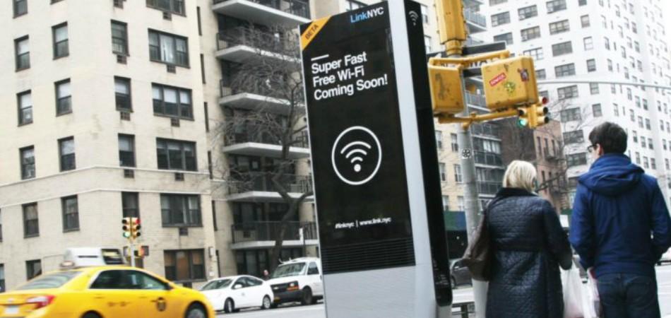 NY vai substituir centenas de orelhões por pontos de wi-fi gratuitos 1