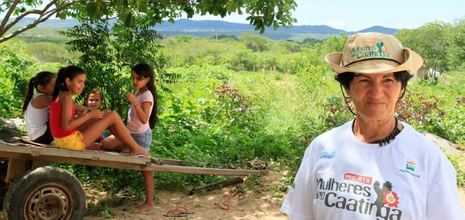 Mulheres sertanejas de Pernambuco se unem para proteger a caatinga 2