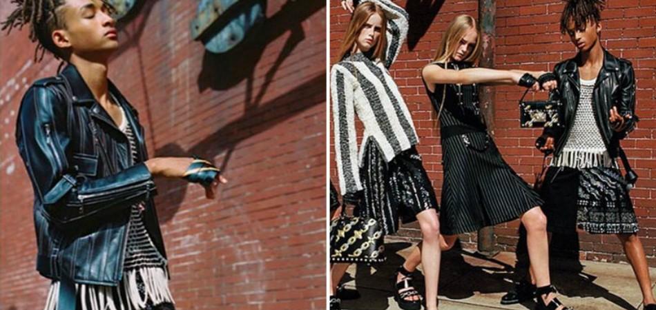Jaden Smith vai estrelar nova campanha de coleção feminina da Louis Vuitton 1