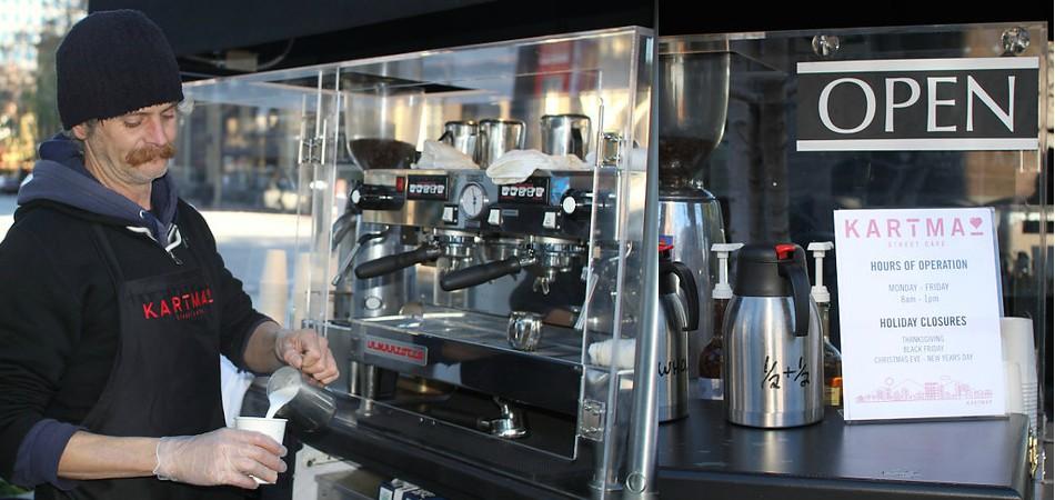 Projeto social de cafeteria traz oportunidades para moradores de rua 11