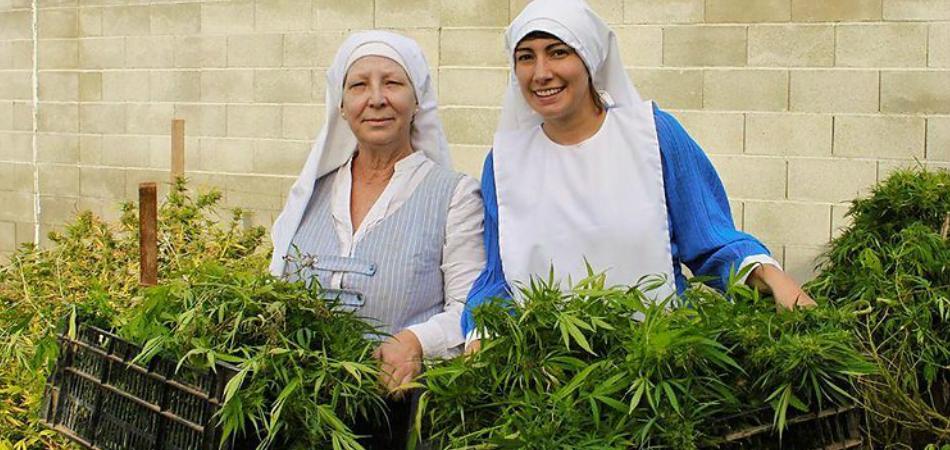 Grupo de freiras está lutando contra a proibição do cultivo e uso de maconha medicinal 2