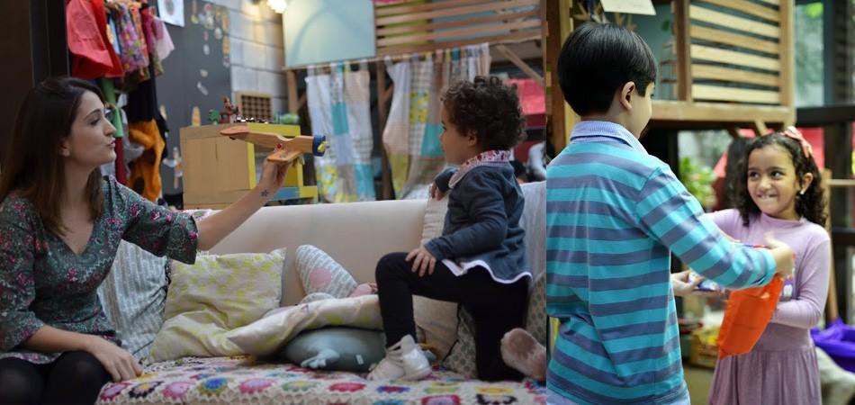 'Quintal de Trocas': projeto estimula consumo consciente entre crianças de 0 a 12 anos 1
