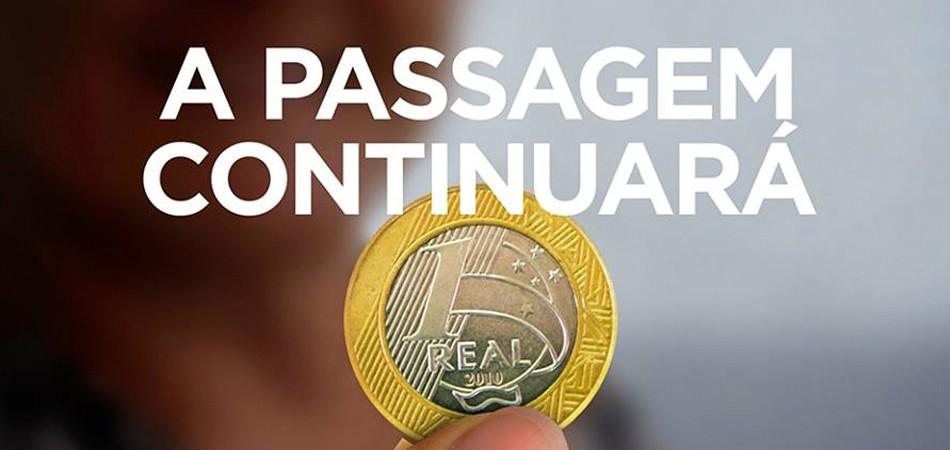 Não vai ter aumento: preço da passagem de ônibus em cidade do Rio continua R$ 1 4