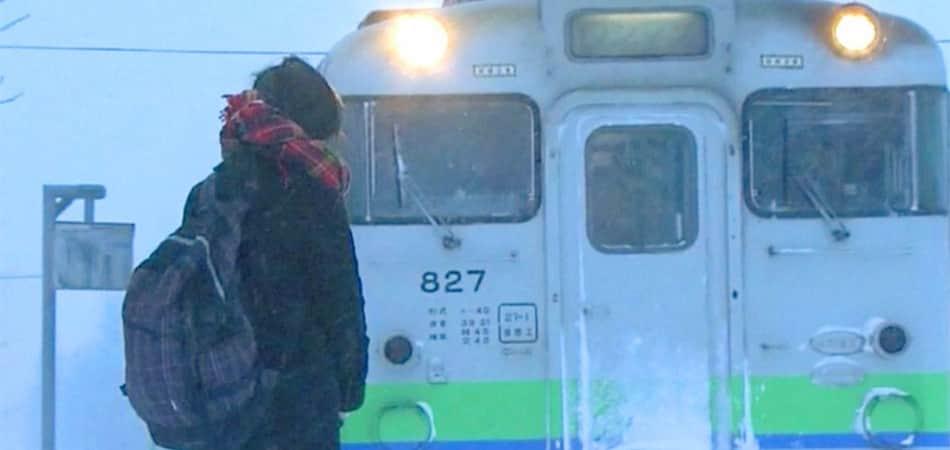 Estação de trem japonesa se mantém ativa para levar uma única passageira à escola 1