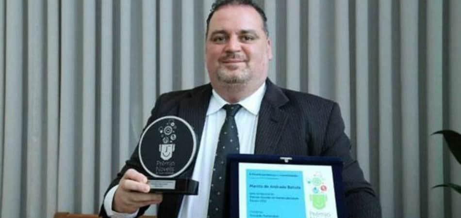 """Temos o primeiro brasileiro indicado ao prêmio """"Nobel da Educação"""" 2"""