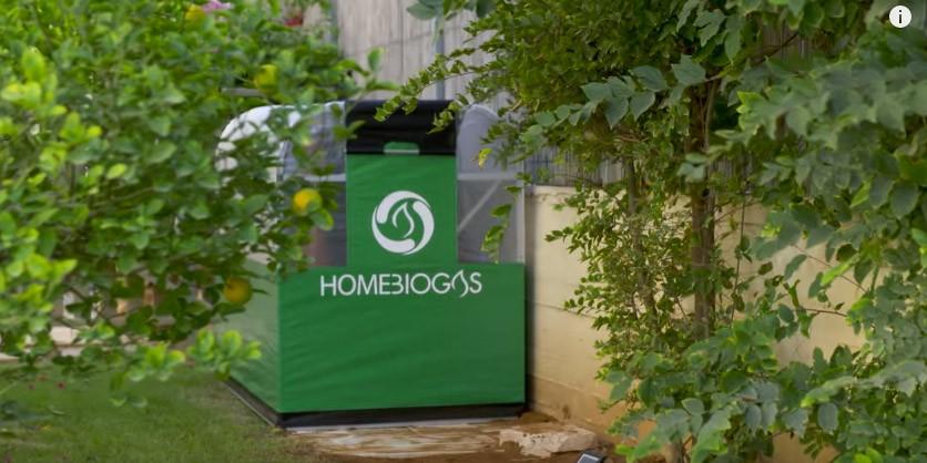 homebiogas2 gás de cozinha