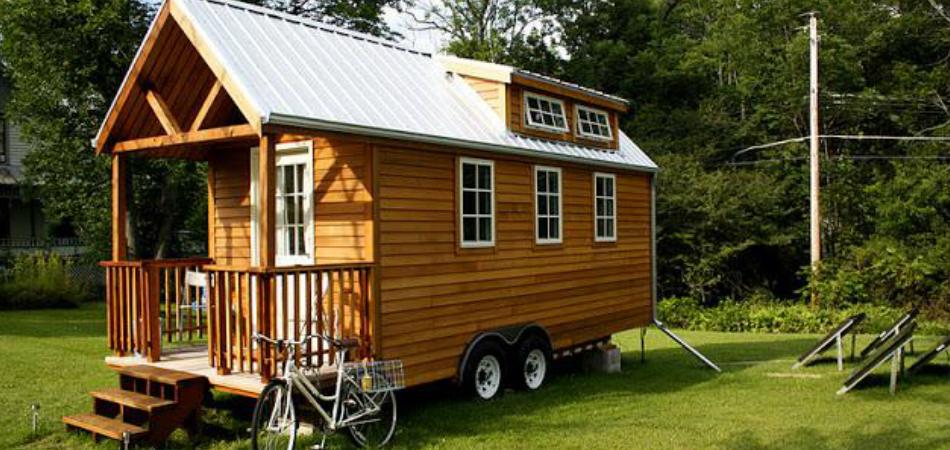 Já pensou ter uma casa com rodas? 1