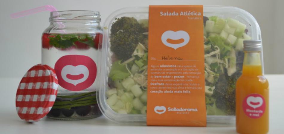 Jovem cria delivery de saladas feitas por moradores de favela 3