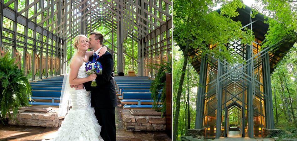 Esta capela sustentável realiza casamentos em meio à natureza 1