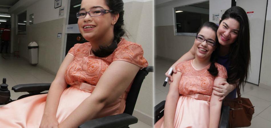 Jovem com paralisia cerebral passa no exame da OAB 1