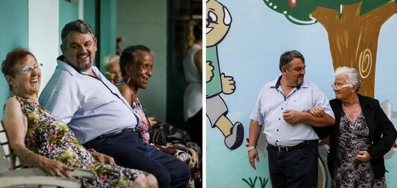 Empresário que já foi morador de rua agora ajuda crianças e idosos 1