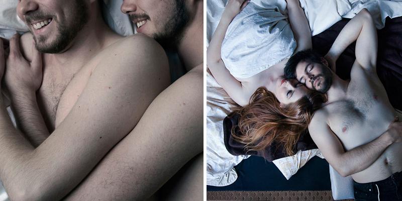Série de fotos íntimas de casais prova que não existe gênero para o amor 2