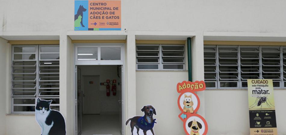 SP inaugura centro que resgata e promove a adoção de cães e gatos 4