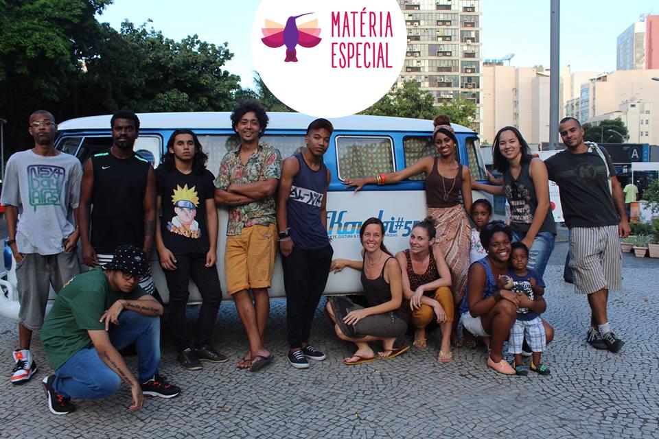 BARRACO#55: a kombi que conecta o asfalto e a favela no RJ 2