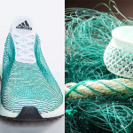 Adidas lança tênis feito apenas com lixo retirado do oceano 2