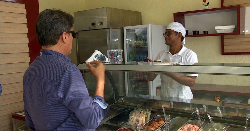 Sorveteria em Aracaju é comandada 100% por surdos 1