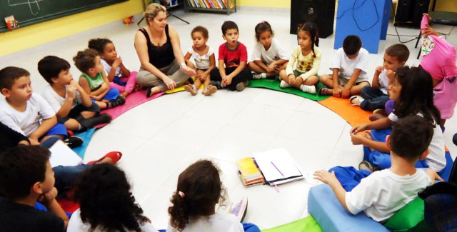 Crianças de 5 anos formam conselho deliberativo de escola pública em São Paulo 1