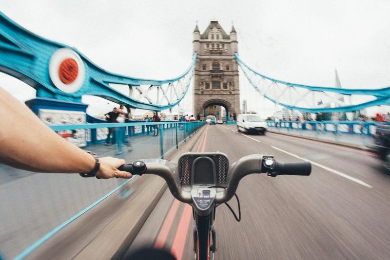 Em Londres, quantidade de ciclistas triplica enquanto a de motoristas cai pela metade 3