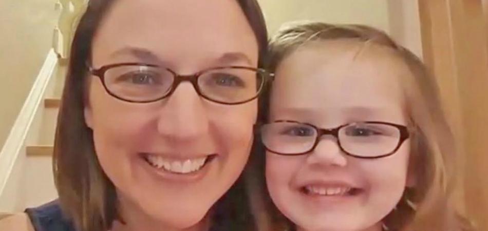 Uma hora depois de se despedir de sua filha, mãe grava vídeo emocionante para homenageá-la 2