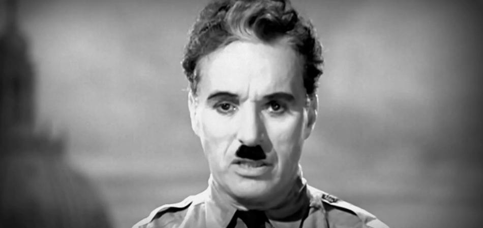 """Nunca antes um discurso foi tão atual como o de Chaplin no filme """"O grande ditador"""" 2"""
