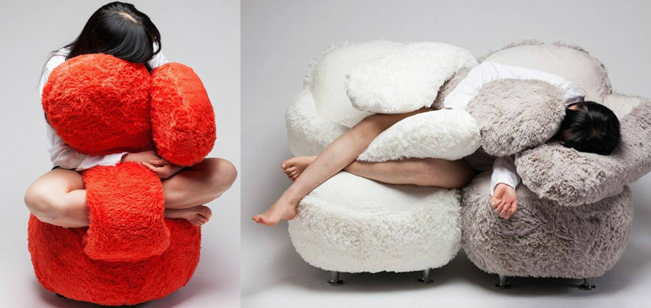 Pelo fim das noites sem carinho: esse sofá te abraça sempre que precisar 1
