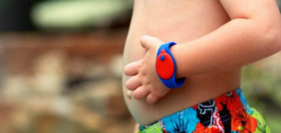 Esta pulseira ajuda a prevenir o rapto de crianças 1
