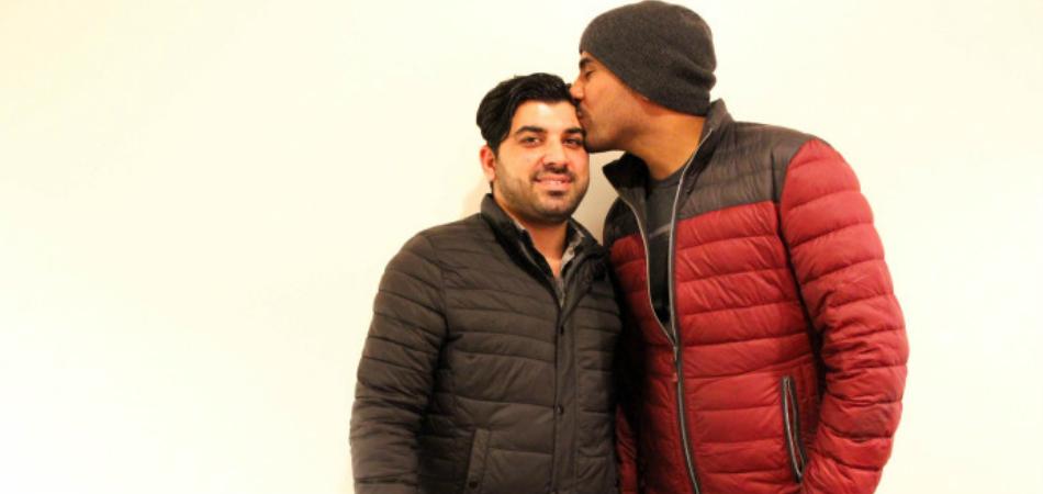 Estes soldados iraquianos encontraram amor na guerra 2