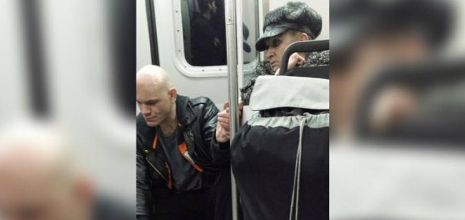 Com simples gesto de empatia, senhora garante segurança de todos em trem no Canadá 8