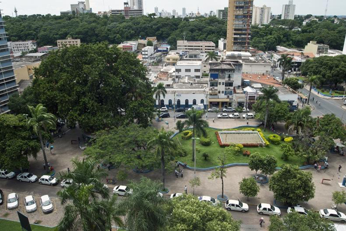 Cuiabá vai plantar 10 mil árvores por toda cidade até o final de abril 1