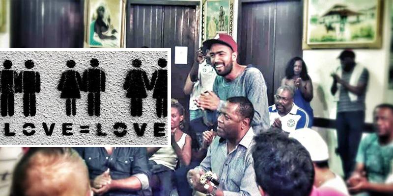 Compositor carioca faz samba para celebrar o casamento homoafetivo 2