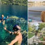Casal brasileiro troca festa de casamento por volta ao mundo 1