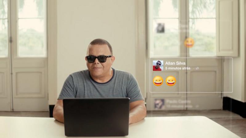 """Novo plugin torna a experiência de deficientes visuais na internet mais """"real"""" 1"""