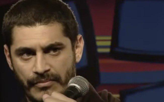 """""""Parece defeito ser homossexual"""", rebateu Criolo a apresentador em vídeo que está bombando na web 1"""