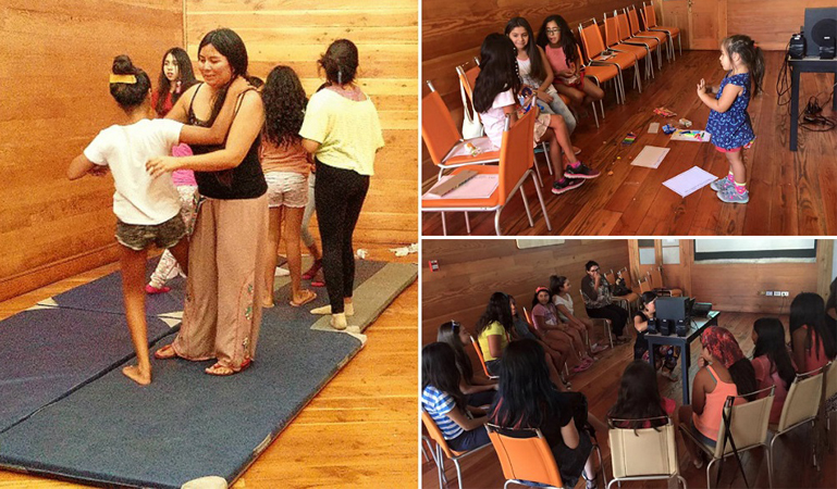 "Oficina de ""desprincesamento"" combate o sexismo e empodera meninas no Chile 1"
