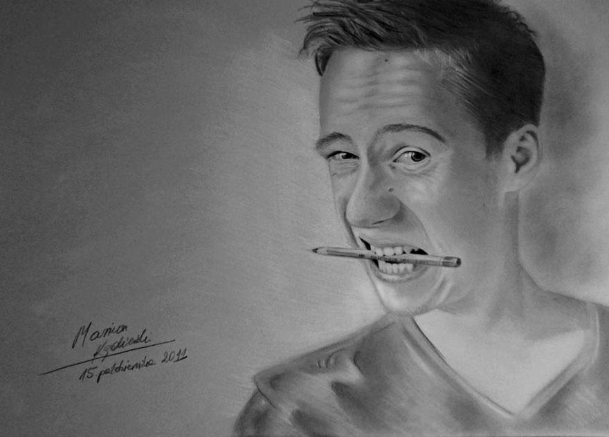 dibujante-realista-sin-brazos-mariusz-kedzierski-10