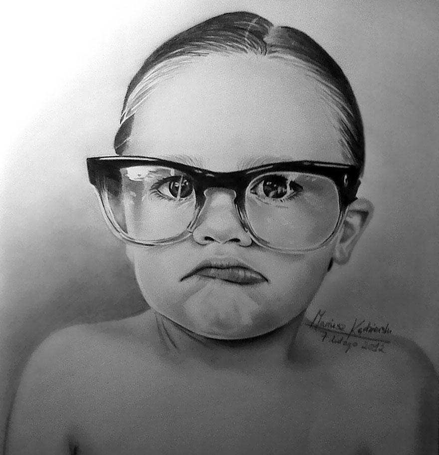 dibujante-realista-sin-brazos-mariusz-kedzierski-3
