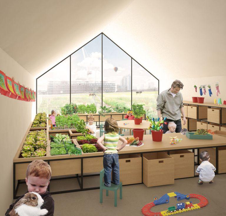 Conheça a escola que fica dentro de uma fazenda orgânica, sem salas de aula nem carteiras 1
