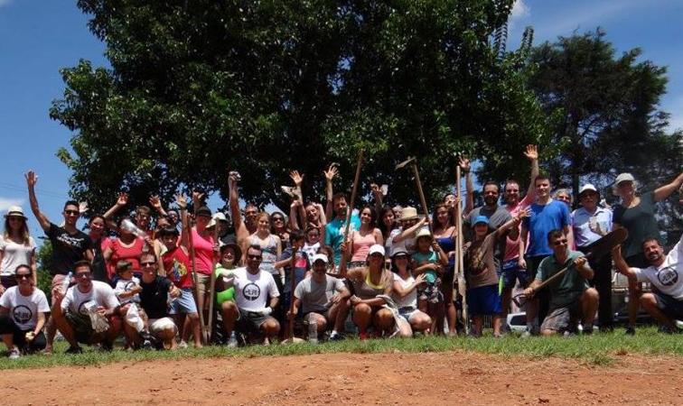Moradores de SP se únem para criar miniflorestas públicas na cidade 1