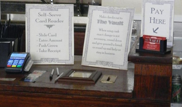 The-Vault-Coffee-Shop-Valley-City-ND-Self-Serve-checkout