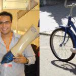 Estudante cria prótese 100% brasileira, mais acessível e a partir de garrafas PET 8