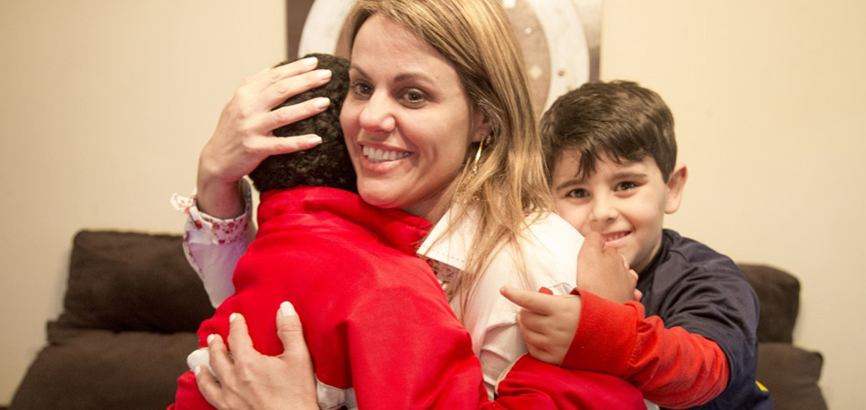 Projeto brasileiro busca 'pais por uma hora' para crianças sem perspectiva de volta pra casa 1