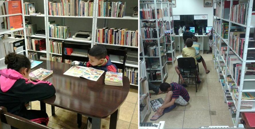 Biblioteca comunitária leva lazer e cultura para moradores de Paraisópolis há 10 anos 1