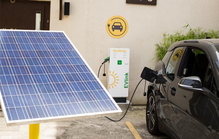São Paulo ganha estação de recarga de carro elétrico gratuita 2