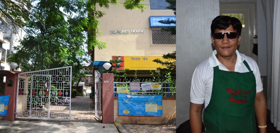 Os massagistas deste centro de massagem na Índia são todos cegos 2