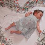 Foto de bebê nascida por inseminação comove a internet 9
