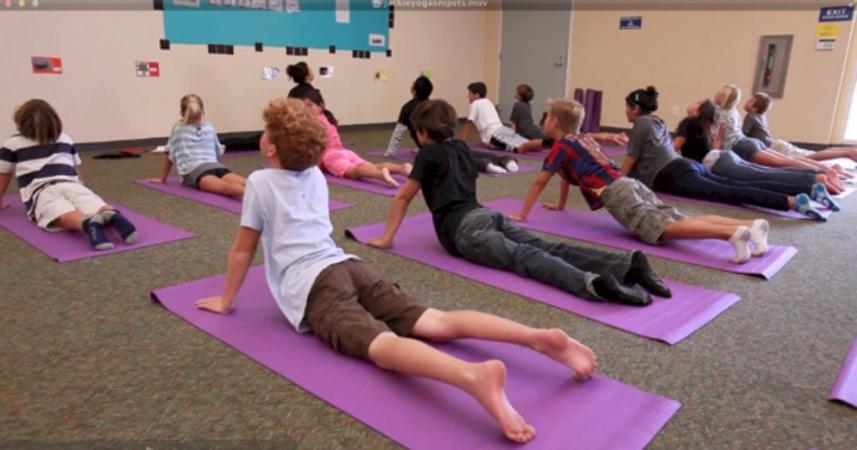 A finalidade da Educação – O Yoga no ambiente escolar 2