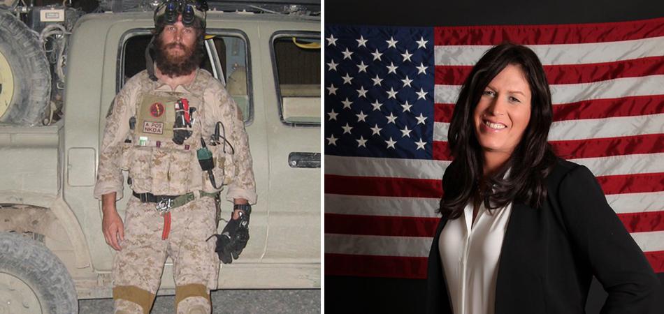 Ex-soldado de elite dos EUA conta sobre sua transição de gênero e autoaceitação 2