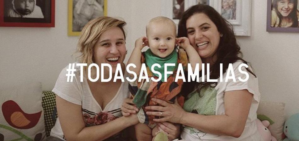 Campanha quer ampliar a definição de família para abranger todas as formas de amor 2
