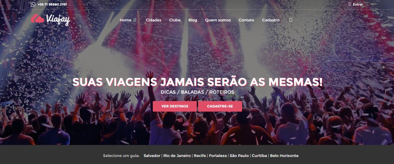 Baiano cria plataforma que facilita o turismo e entretenimento do público LGBT 1